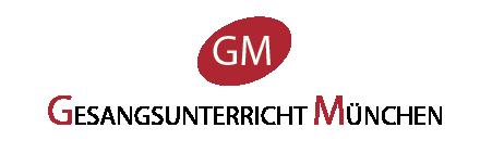 gesangsunterricht münchen Logo